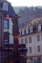 Heidelberg - Marktplatz
