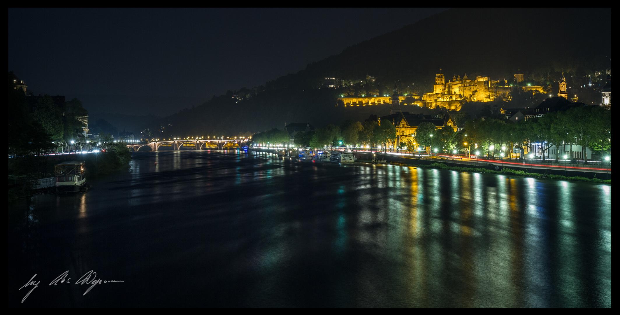 Heidelberg Night