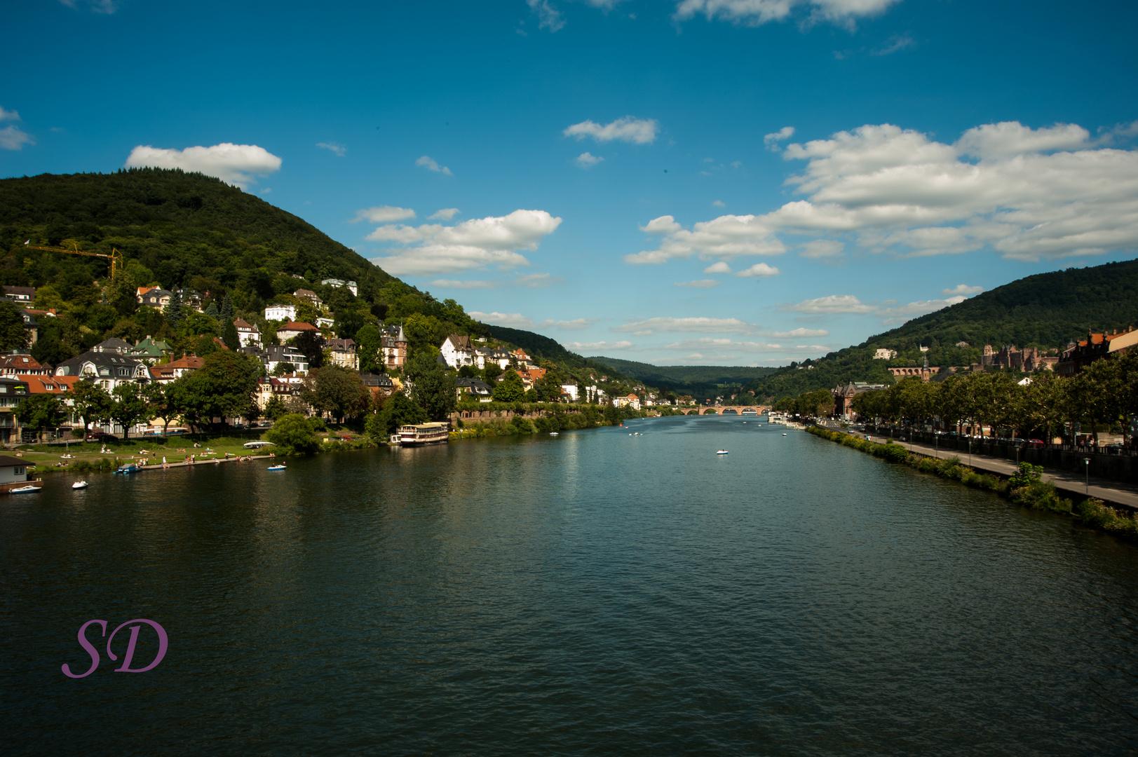 Heidelberg Sommer 2012
