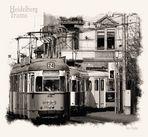 Heidelberg Trams