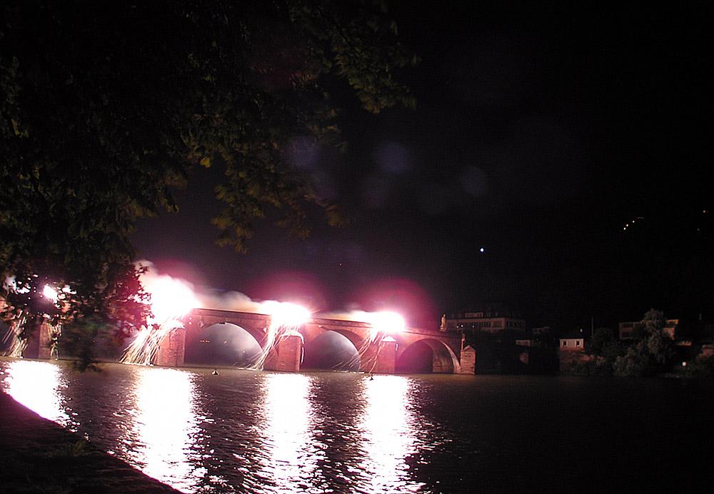 Heidelberger Feuerwerk