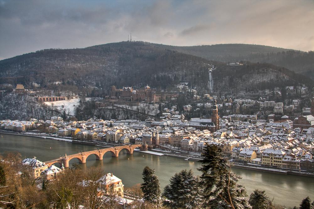 Heidelberger Wintertraum