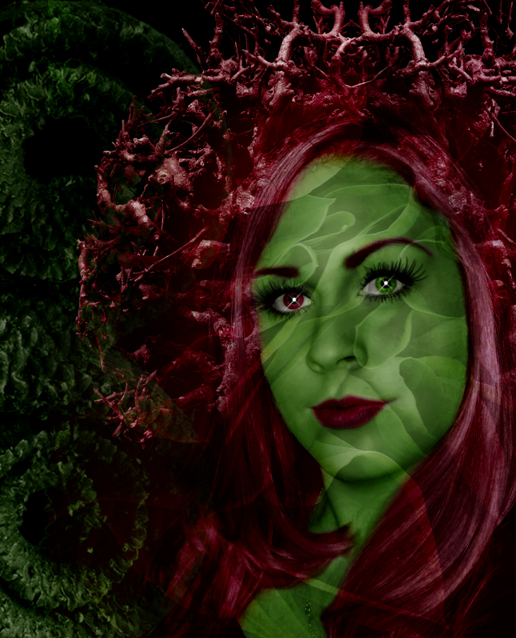 Heidi aka Poison Ivy