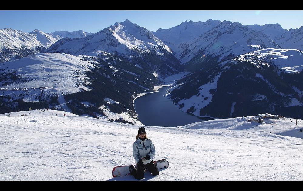 Heidi und ihre Berge