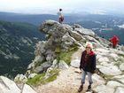 Heike auf dem Berg