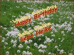 Heike T. hat Geburtstag