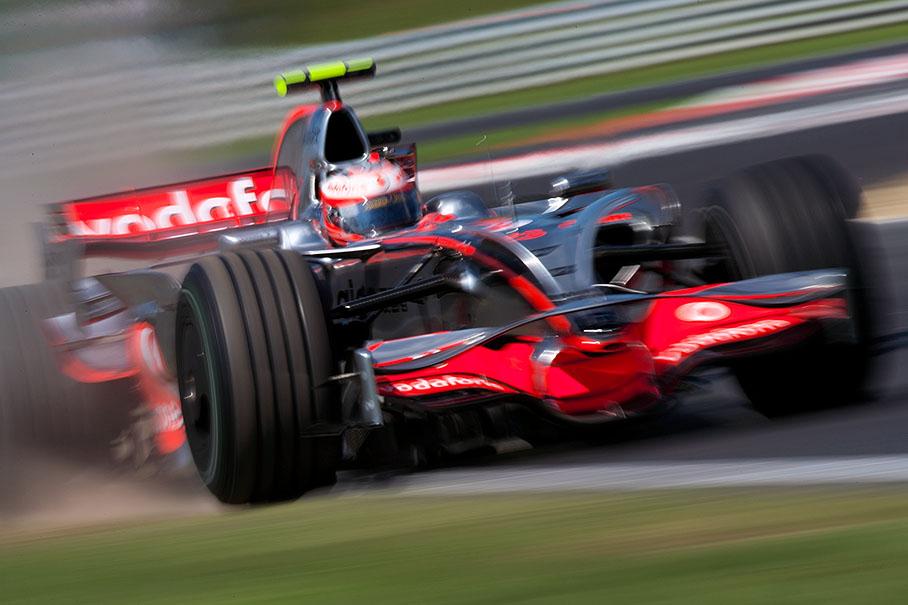 Heikki wirbelt Staub auf