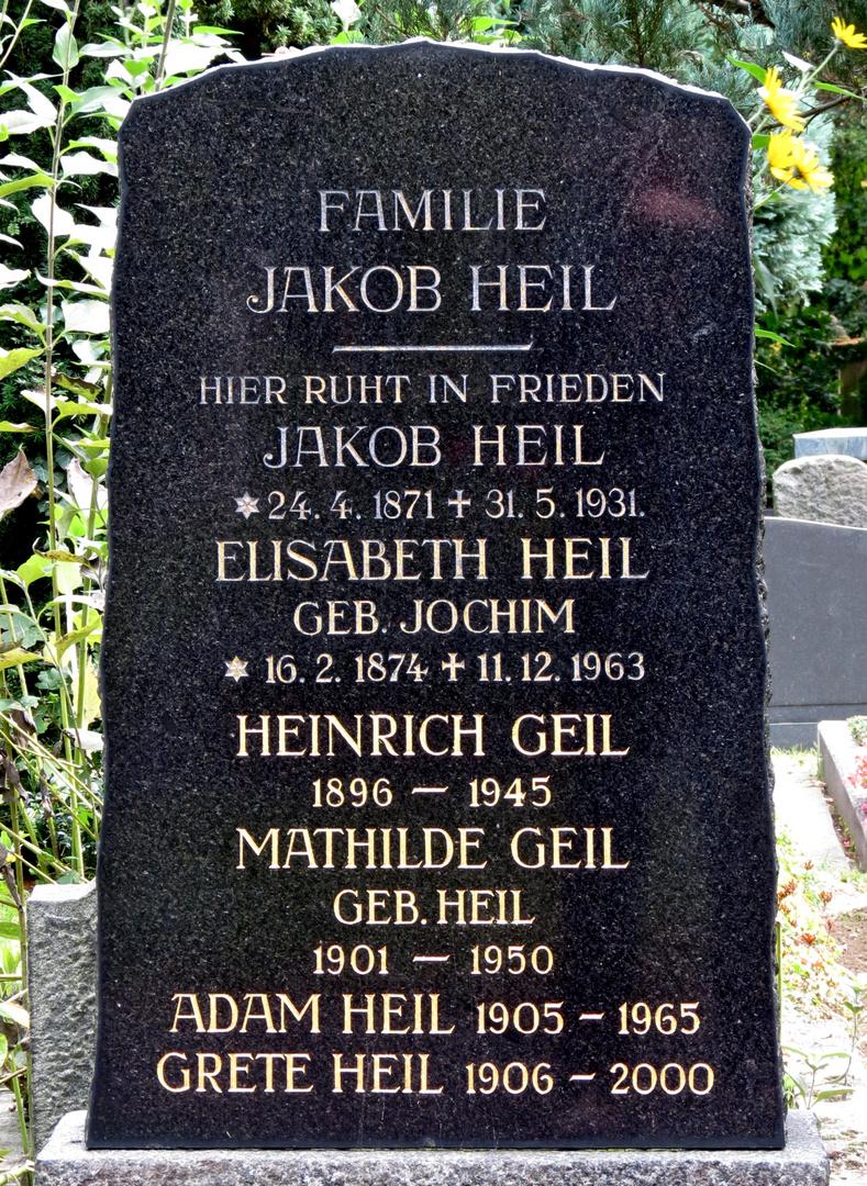 HEIL & GEIL