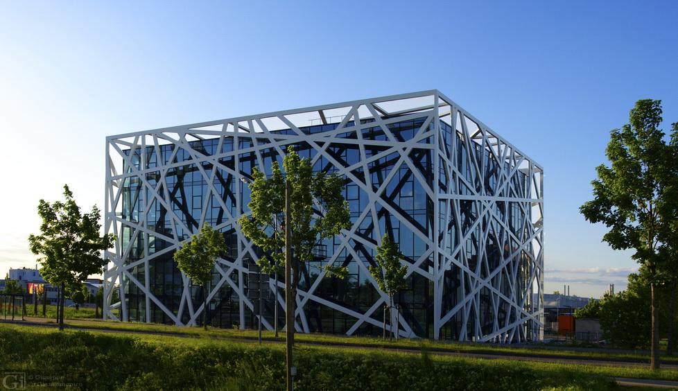 Architekten Heilbronn heilbronn qbig vernetzte architektur iia foto bild architektur