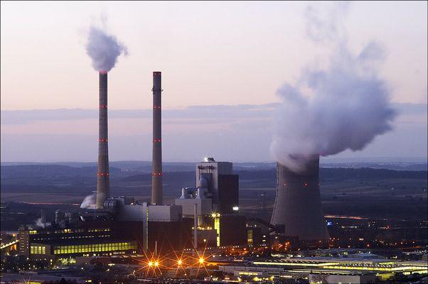 Heilbronner Kohlekraftwerk
