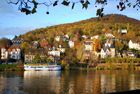 Heildelberg im Herbst
