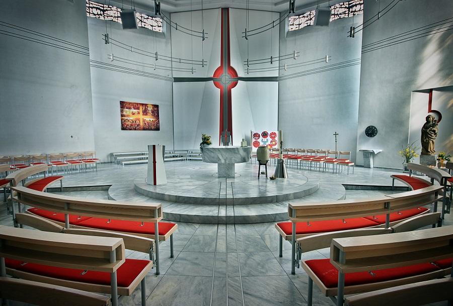 Heilig-Geist-Kirche Balingen