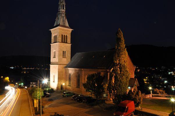 Heilig Geist Kirche Laufenburg