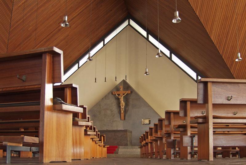 ~ Heilig-Kreuz-Kirche ~