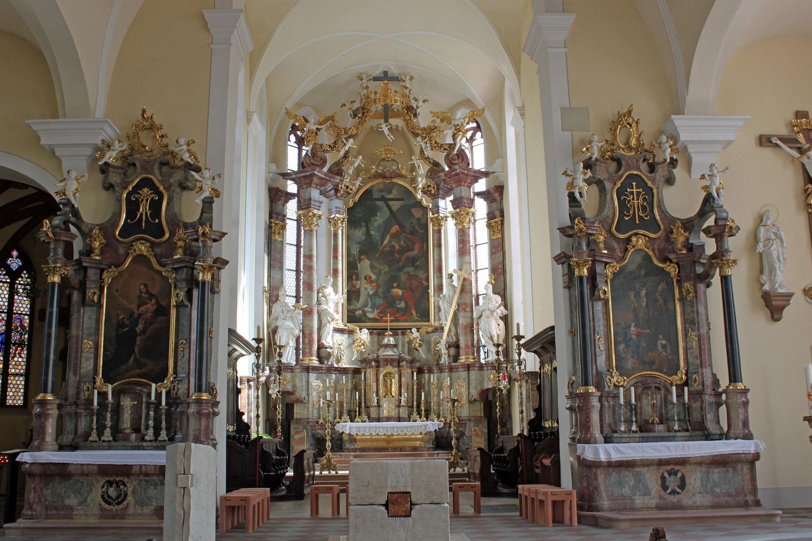 Heilig-Kreuz Kirche Offenburg
