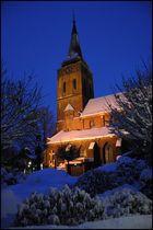 Heiligabend am Niederrhein