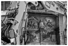 Heilige Baustelle (Ausschnitt) - Stephansdom Wien