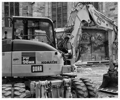 Heilige Baustelle - Stephansdom Wien Juli 2017