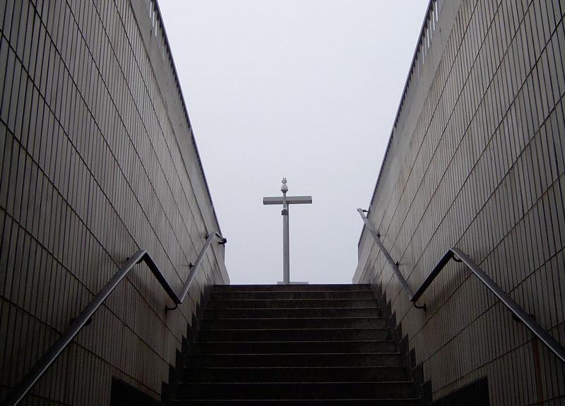 Heilige Treppe?