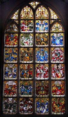 Heiligen-Geist-Hospital Fenster