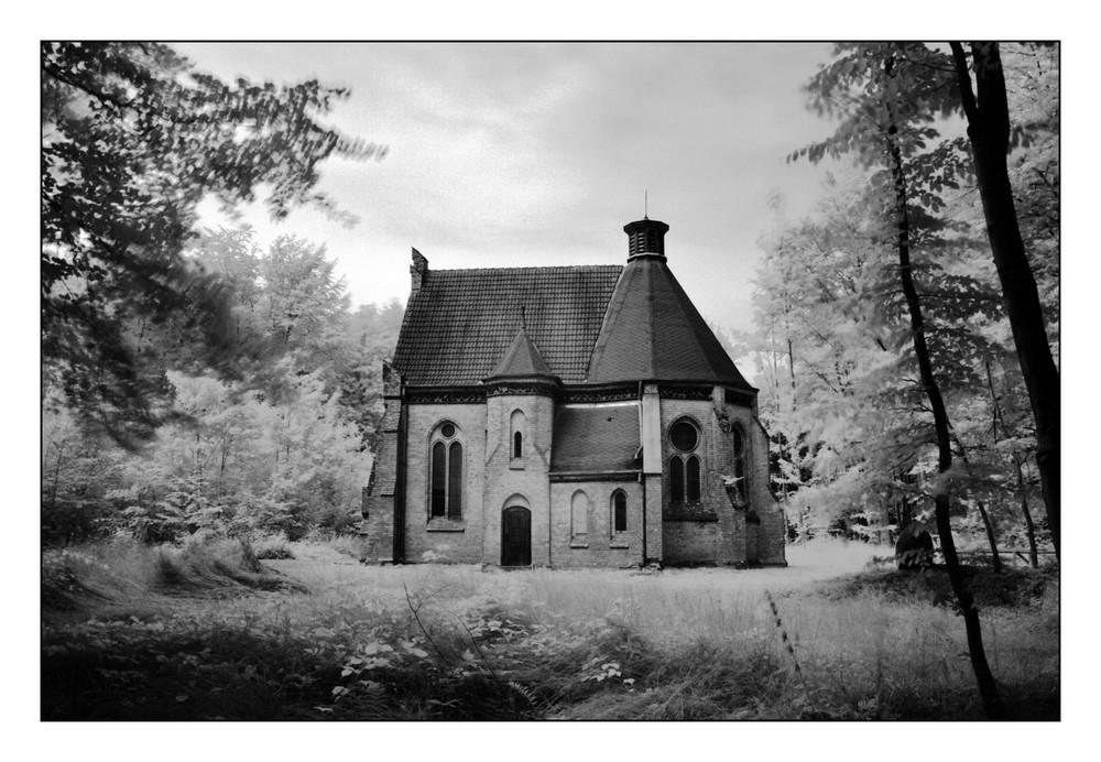 Heiligendammer Waldkirche II