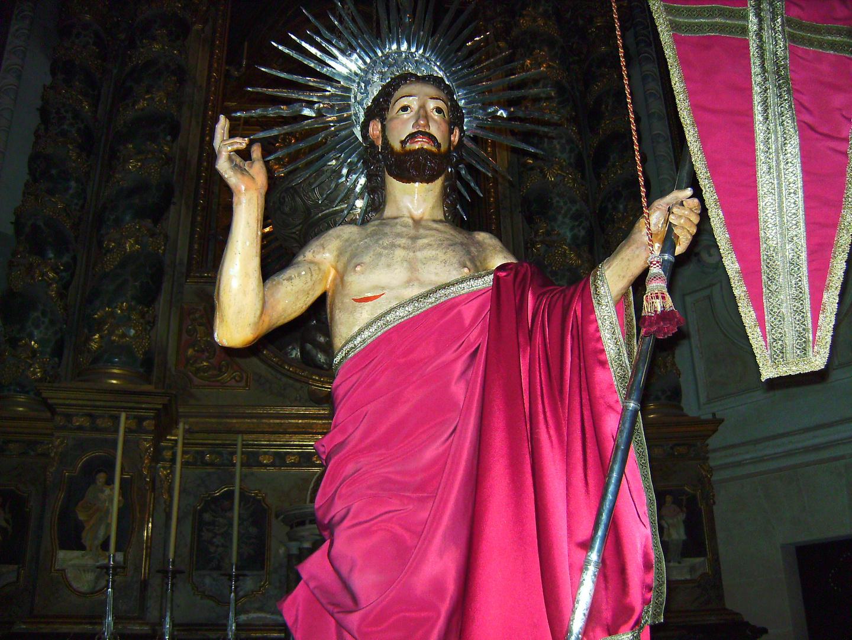 Heiliger in der Kathedrale von Palma de Mallorca