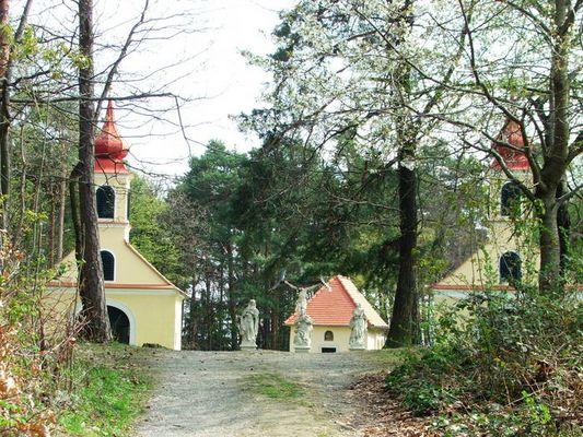 Heiliges Grab bei St. Johann bei Herberstein