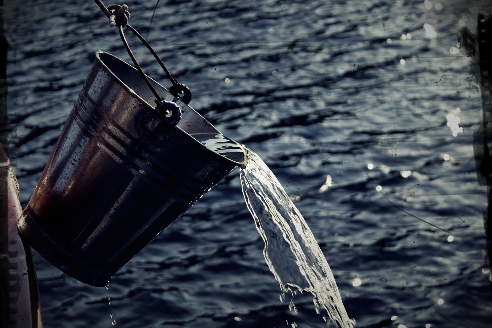 Heiliges Wasser