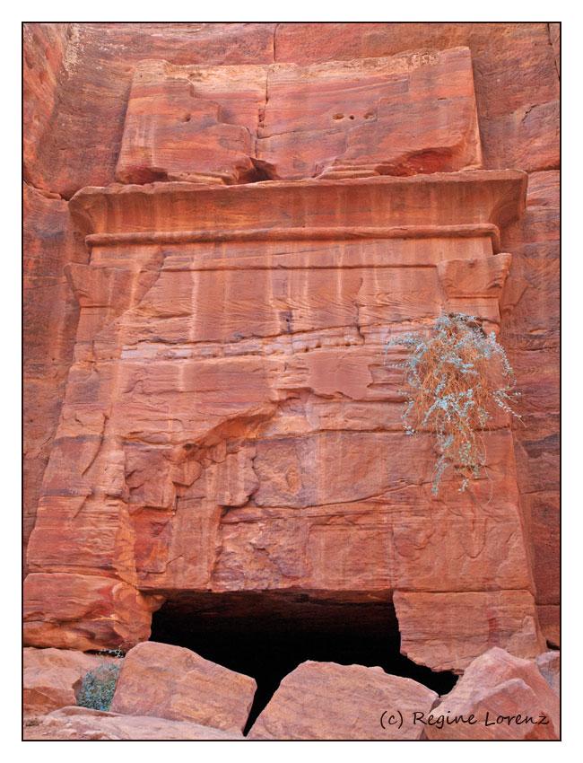 Heiligtum im Stein