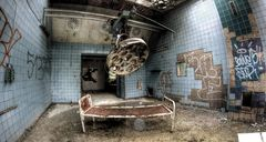 Heilstätten Beelitz OP Saal