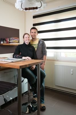 Heimat - definiert sich durch meine Freunde - Steve und Kathi