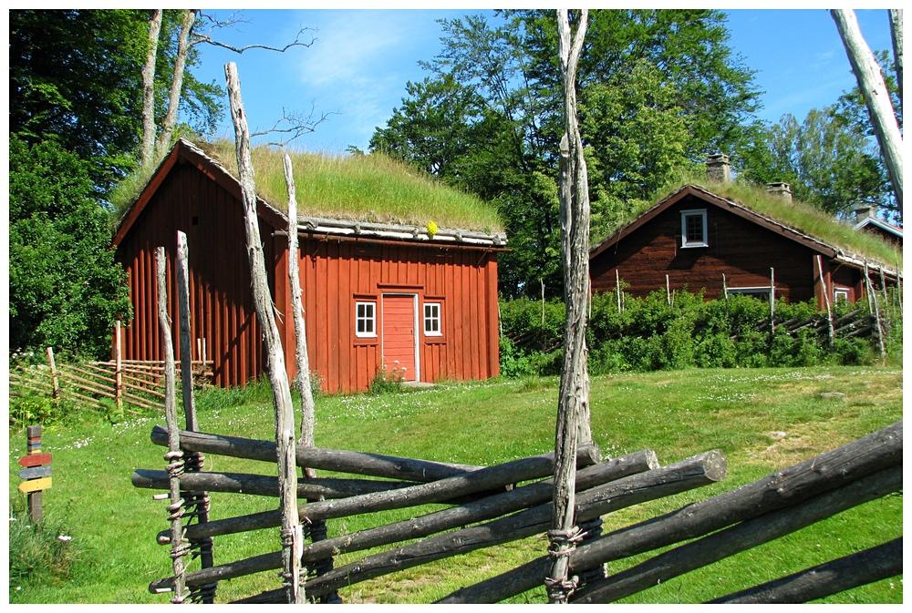 Heimatmuseum - Hembygdsgård