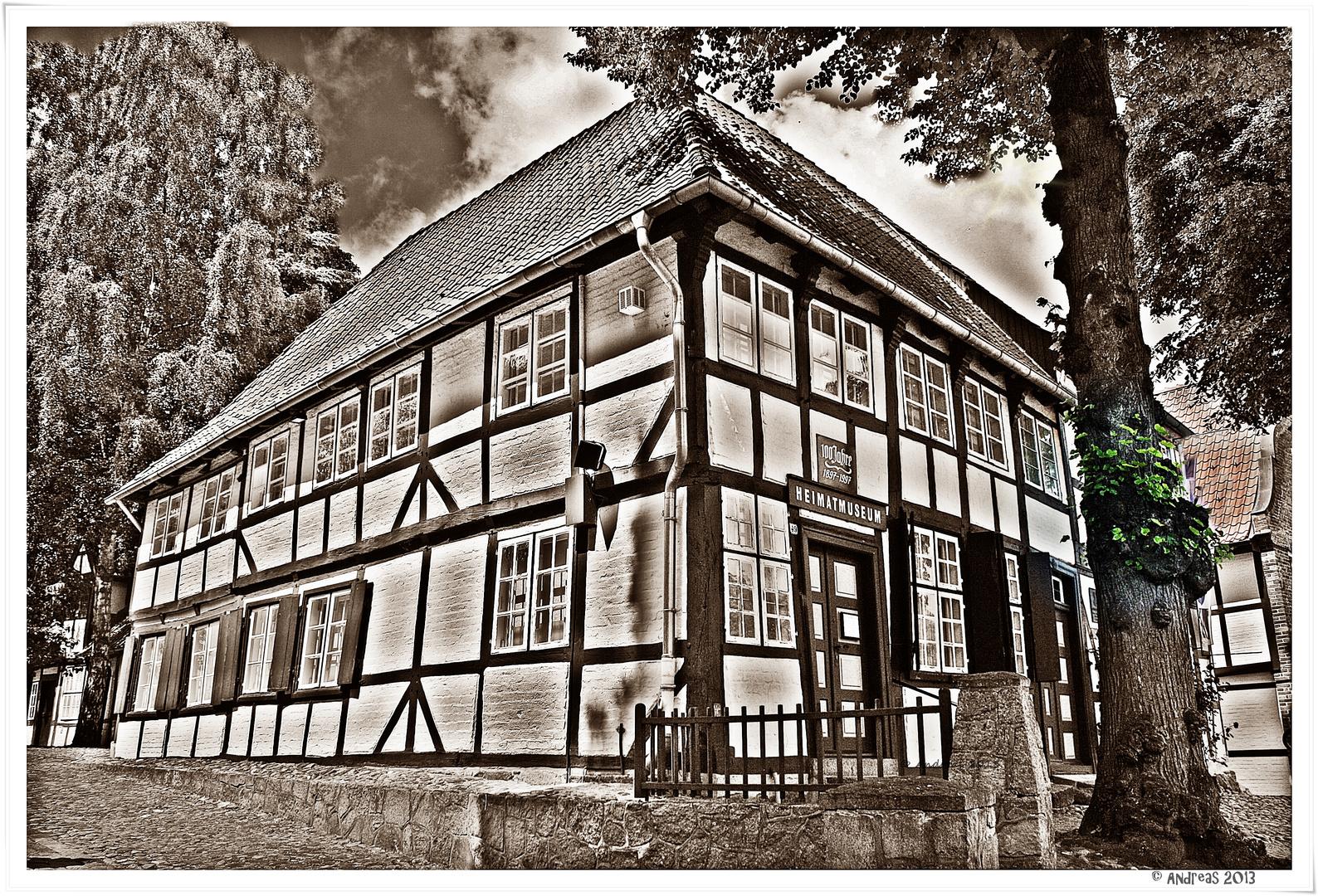 Heimatmuseum in Burg auf Fehmarn