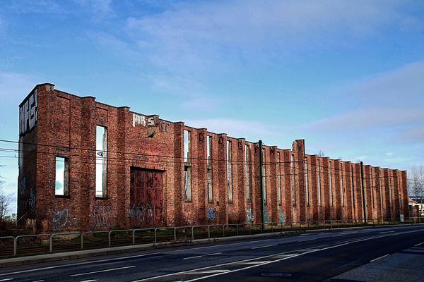 Heinkel-Mauer