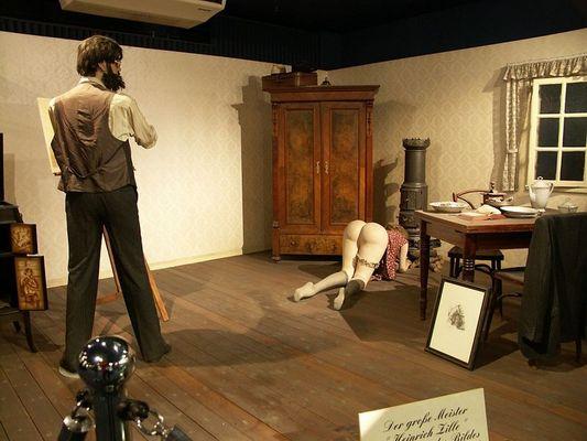 Heinrich-Zille-Atelier .......