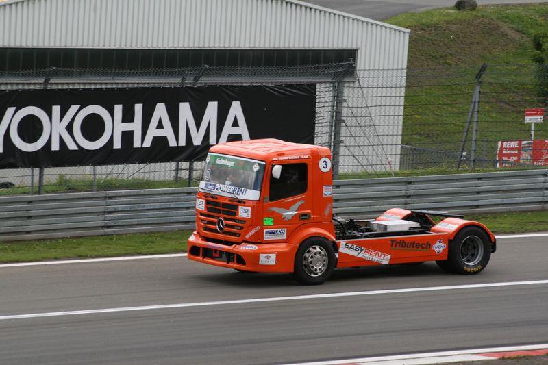 Heinz-Werner Lenz_Nürburgring 2009