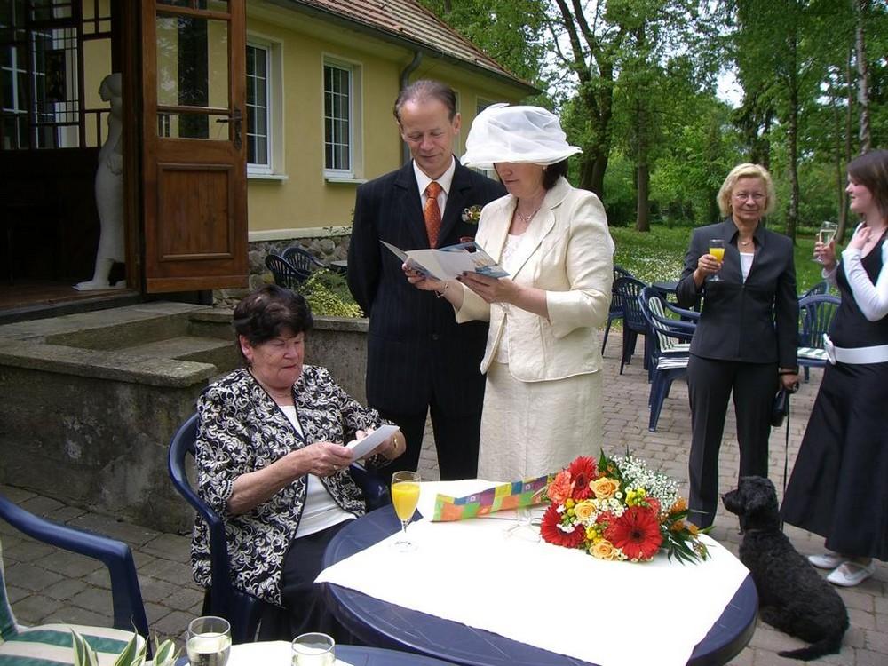 Heirat auf Rittergut Bömitz