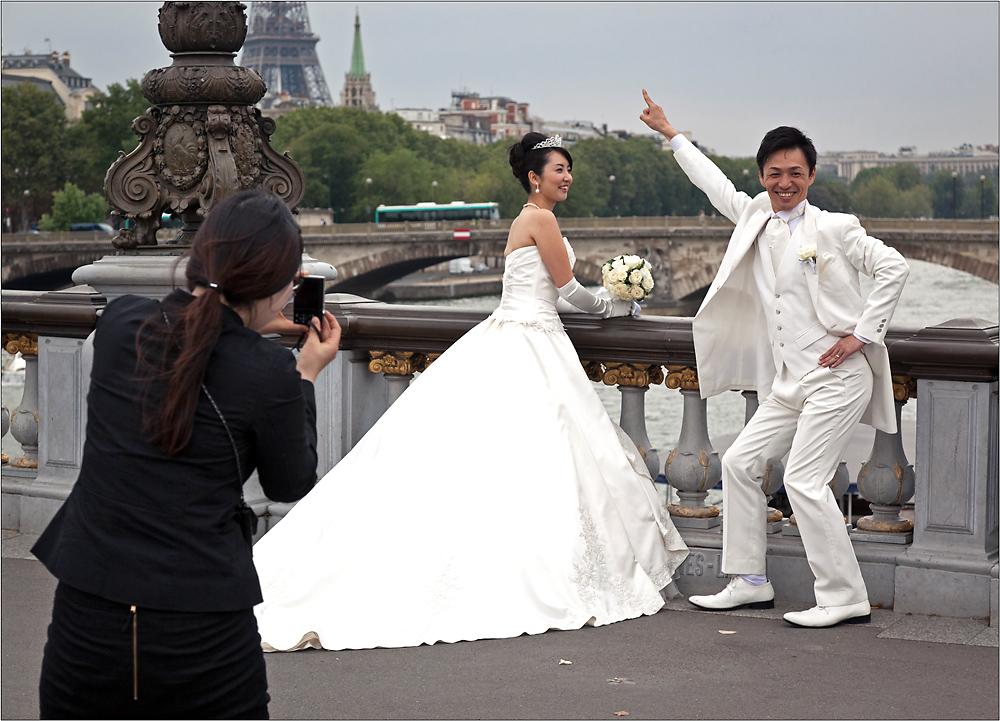 Heiraten in Paris # 2