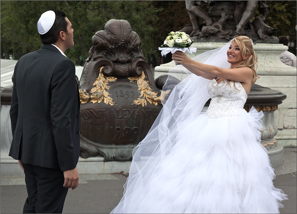 Heiraten in Paris