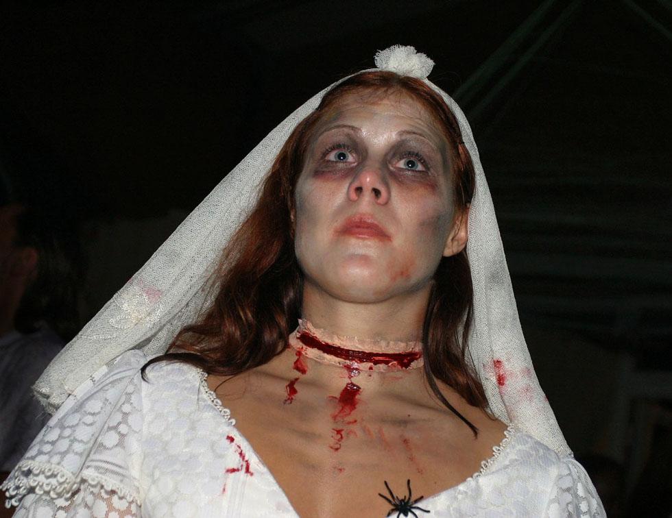Heiße Braut