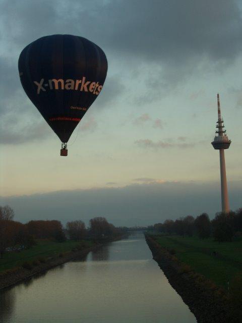 Heißer Start am Neckar