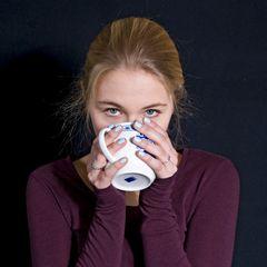 Heißer Tee tut gut!