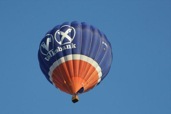 Heissluft-Ballon