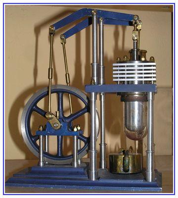 Heissluft Motor