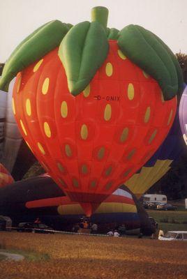 Heissluftballonfestival
