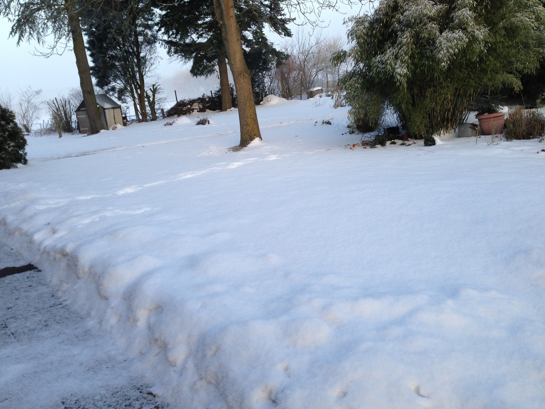 Heist Winter 15.3.2013