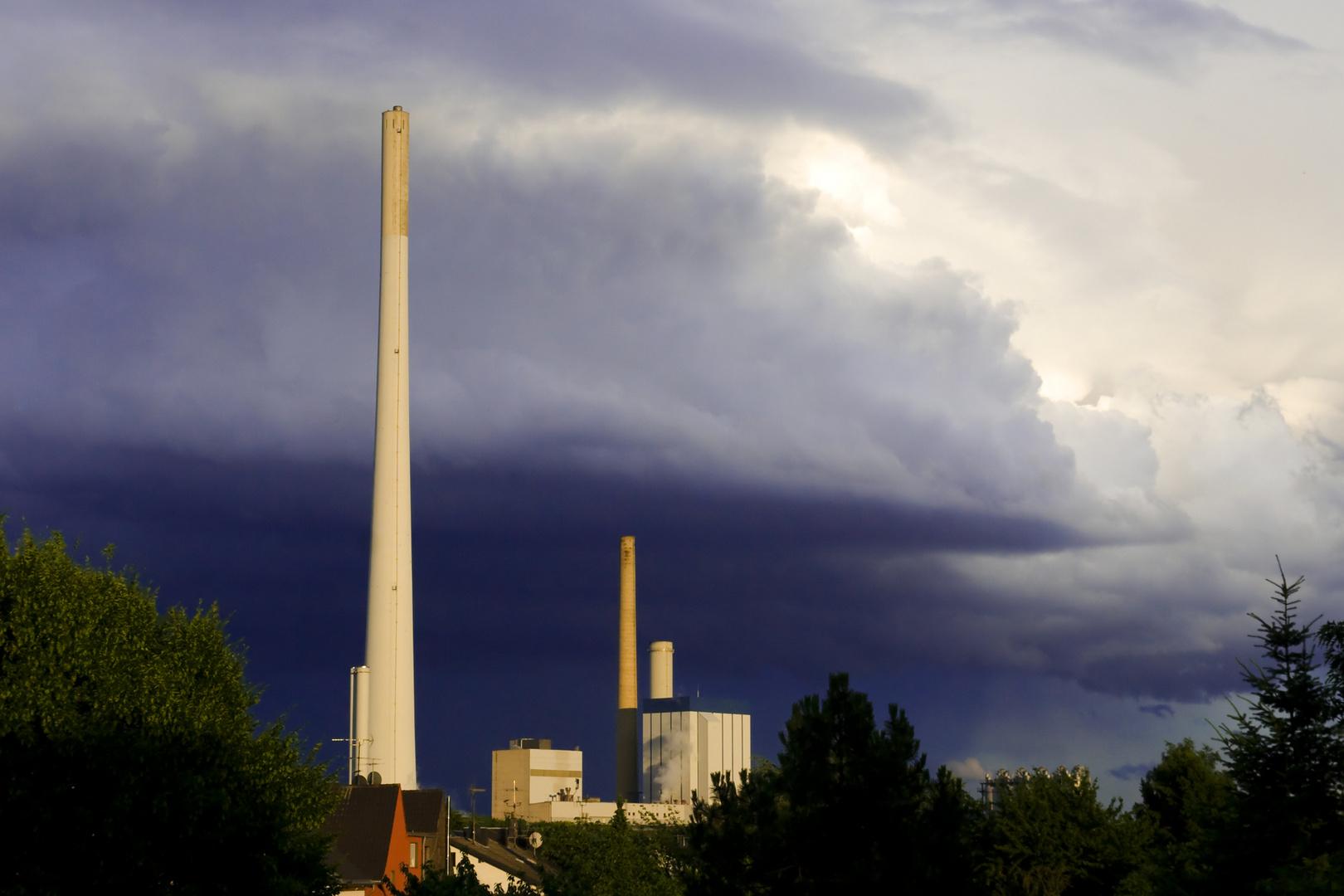 Heizkraftwerk Merkenich II