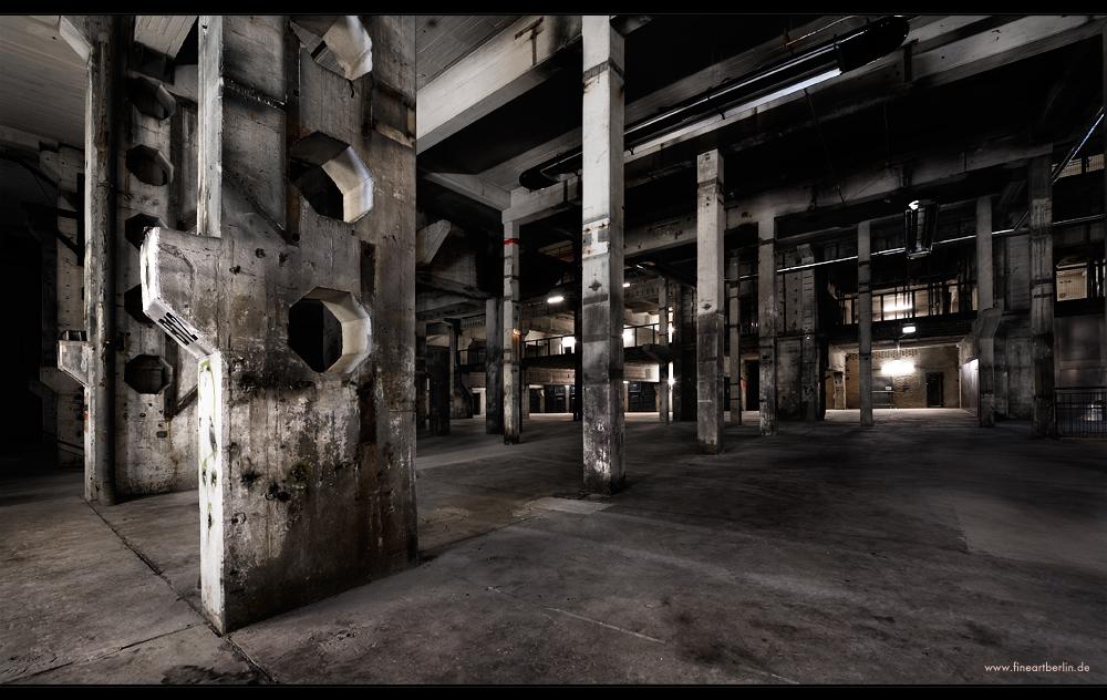 Heizkraftwerk No. 9