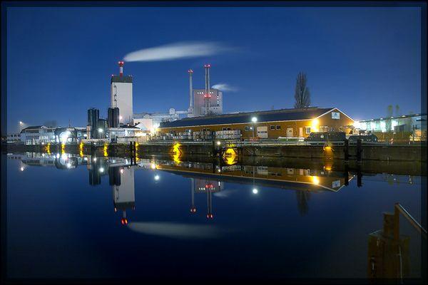 Heizkraftwerk reload