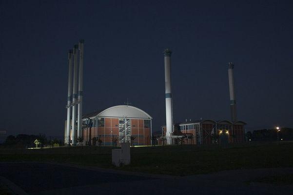 Heizkraftwerk Stadtwerke Greifswald
